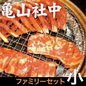 【リニューアル!】亀山社中 ファミリーセット 小
