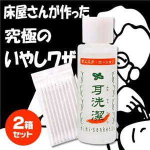 耳洗潔ローション20ml 【2箱セット】 - 拡大画像