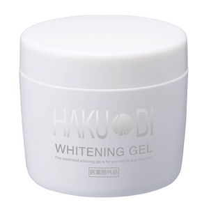大容量 薬用美白ゲルクリーム HAKU-BI