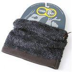 スペイン製『BUFF』撥水透湿POLARTEC使用多目的ヘッドスカーフ グレー