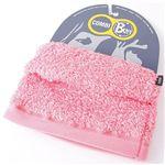 スペイン製『BUFF』撥水透湿POLARTEC使用多目的ヘッドスカーフ ピンク