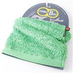 スペイン製『BUFF』撥水透湿POLARTEC使用多目的ヘッドスカーフ グリーン