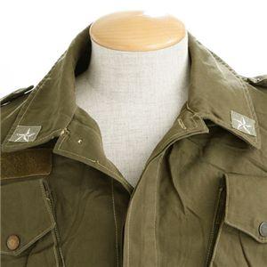 【中古】 イタリア軍放出 コンバットジャケット Mサイズ