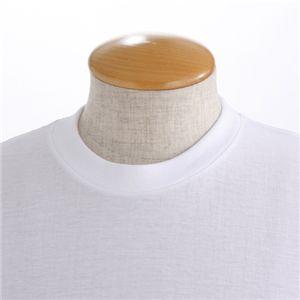 【メンズ10枚セットTシャツ│ホワイト】画像3