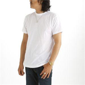 【メンズ10枚セットTシャツ│ホワイト】画像4