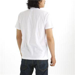 【メンズ10枚セットTシャツ│ホワイト】画像5