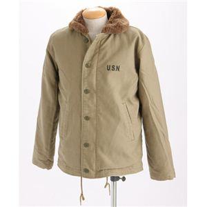 米軍『N-1』DECK ジャケット カーキ Sサイズ