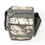 アメリカSWAT部隊多機能ベルトポーチ復刻番 ACU