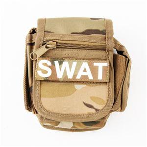 アメリカSWAT部隊多機能ベルトポーチ復刻番 フレクター - 拡大画像