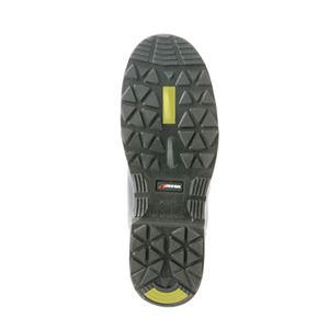 ワンタッチ先芯強度耐滑静電ブーツ 25cm
