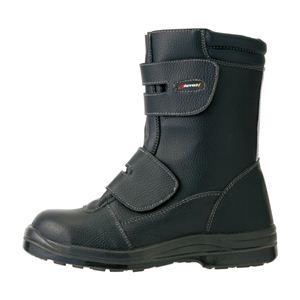 ワンタッチ先芯強度耐滑静電ブーツ 27cm h01