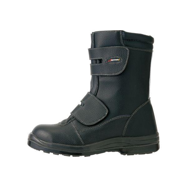 ワンタッチ先芯強度耐滑静電ブーツ 27cmf00