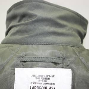 アメリカ軍 CWU-45Pジャケットレプリカ オリーブ Mサイズ 通販 販売