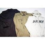【09-10福袋】ミリタリー3点セット福袋 Mサイズ コート・ジャケット・パーカー
