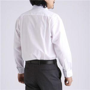 【 百貨店仕立て 】 ワイシャツ3枚セット VV1950 【 長袖 】 ホワイト Lサイズ h02