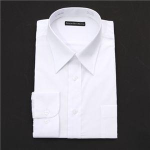 【 百貨店仕立て 】 ワイシャツ3枚セット VV1950 【 長袖 】 ホワイト Lサイズ f04