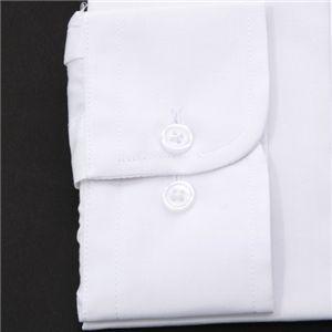 【 百貨店仕立て 】 ワイシャツ3枚セット VV1950 【 長袖 】 ホワイト Lサイズ f06