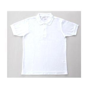 無地鹿の子ポロシャツ ホワイト SSの関連商品8