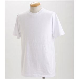 ホワイト長袖ワイシャツ2枚+ホワイトTシャツ3枚 LL 【5点お得セット】