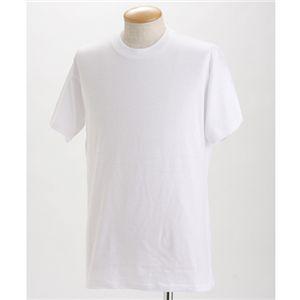 5枚セットTシャツ ホワイト×5枚 XL