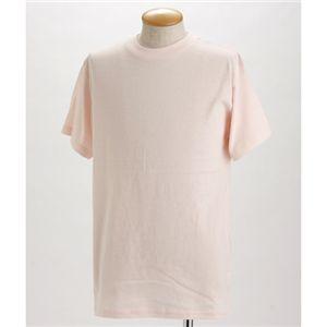 5枚セットTシャツ ベビーピンク×5枚 XXL