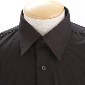 チョイワルBLACKシャツネクタイセット オフホワイト LL