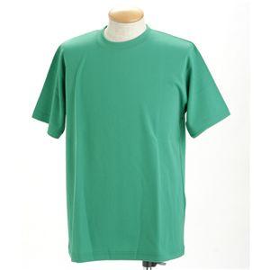 ドライメッシュポロ&Tシャツセット グリーン SSサイズ - 拡大画像