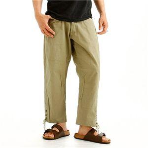 ベルギー軍7分丈パンツ オリーブ 3サイズ