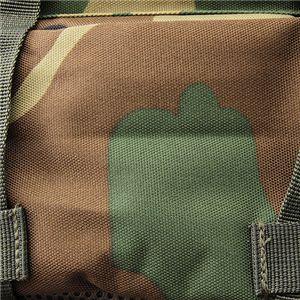 アメリカ軍 防水突撃部隊 多機能リュック ウッドランドカモ