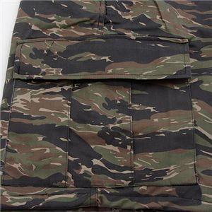 米軍BDUカーゴショートパンツ タイガー S