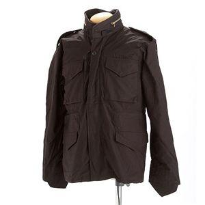 M65フィールドジャケットレプリカ ブラックXS - 拡大画像