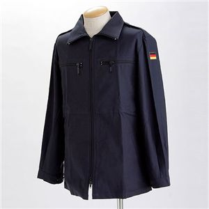 ドイツ海軍放出 デッキジャケットデットストック ネイビー M
