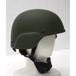 MICH2000 グラスファイバーヘルメット レプリカ ブラック