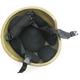 MICH2000 グラスファイバーヘルメット レプリカ ブラック - 縮小画像4