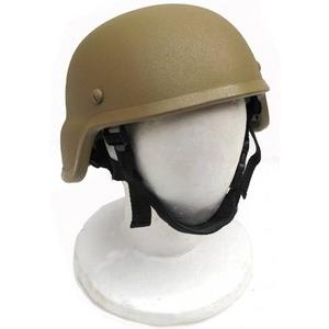 MICH2000 グラスファイバーヘルメット レプリカ カーキ - 拡大画像