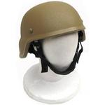 MICH2000 グラスファイバーヘルメット レプリカ カーキ