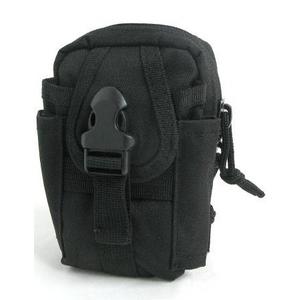 多機能 MO LLEバッグ 対応防水布使用ポーチ BP061YN ブラック - 拡大画像
