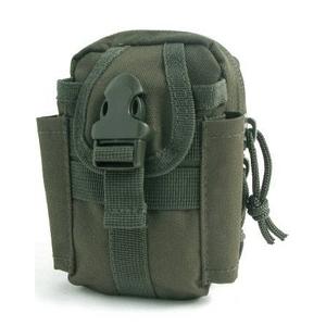多機能 MO LLEバッグ 対応防水布使用ポーチ BP061YN オリーブ - 拡大画像