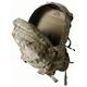 防水布使用アメリカ軍A-3モール対応リュックレプリカ オリーブ - 縮小画像5