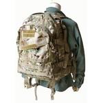 防水布使用米軍 A-3モール対応リュックレプリカ マルチ カモ( 迷彩)
