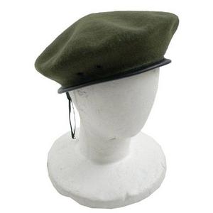 フランス軍ベレー帽 レプリカ グリーン - 拡大画像