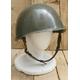 チェコ軍放出 M52スチールヘルメット 中古 - 縮小画像1