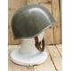 チェコ軍放出 M52スチールヘルメット 中古 - 縮小画像2
