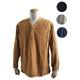 ブルガリア軍放出 1950sグランパシャツ 長袖染4色 デットストック ネイビー XL相当 - 縮小画像2