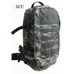 米軍 モール対応防水布使用アサルトリュックサックレプリカ ACU