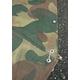 ベルギー軍放出 テントシートM54カモフラージュ【中古】 - 縮小画像3