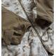 アメリカ軍海兵隊放出 POLARTECフリースジャケットデザート デットストック M - 縮小画像3