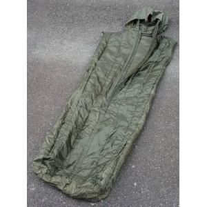 米軍 採用シュラフ(スリーピングバッグ )レプリカ オリーブ - 拡大画像