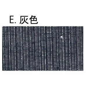 キングサイズ甚平 灰色 4L - 拡大画像