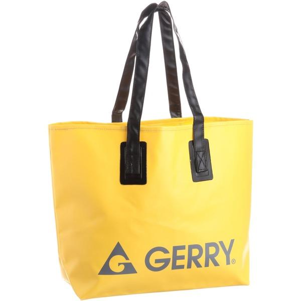 GERRY超軽量完全防水バケツ代わりにもなるトートバッグ GE3007 イエローf00